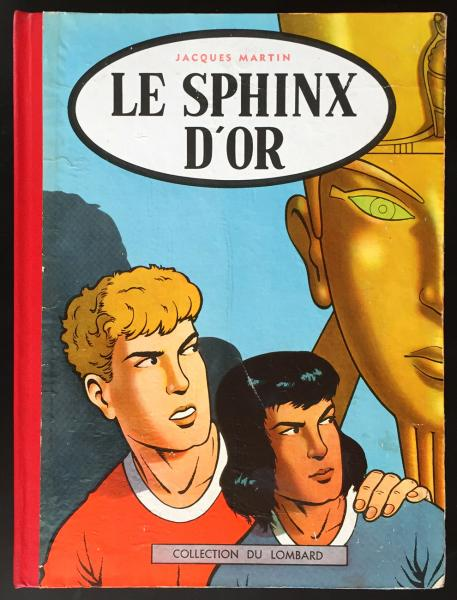 Alix # 2 - Le sphinx d'or