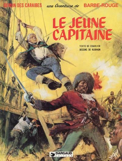 Barbe-Rouge # 20 - Le jeune capitaine