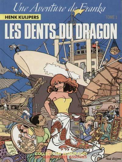 Franka # 4 - Les dents du dragon tome 1