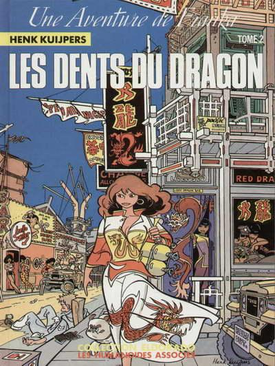 Franka # 5 - Les dents du dragon tome 2