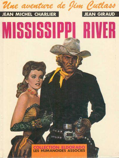 Jim Cutlass # 1 - Mississipi River