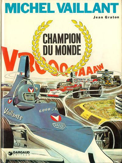 Michel Vaillant # 26 - Champion du monde
