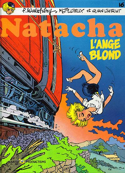 Natacha # 16 - L'ange blond