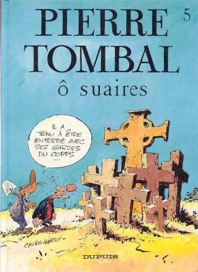 Pierre Tombal # 5 - O suaires