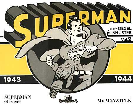 Superman # 2 - Superman - volume 2 - 1943/1944
