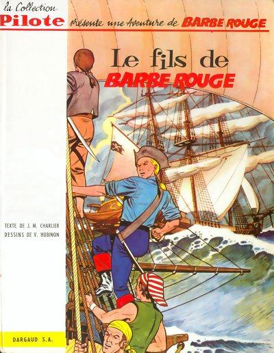 Barbe-Rouge # 3 - Le Fils de Barbe-Rouge