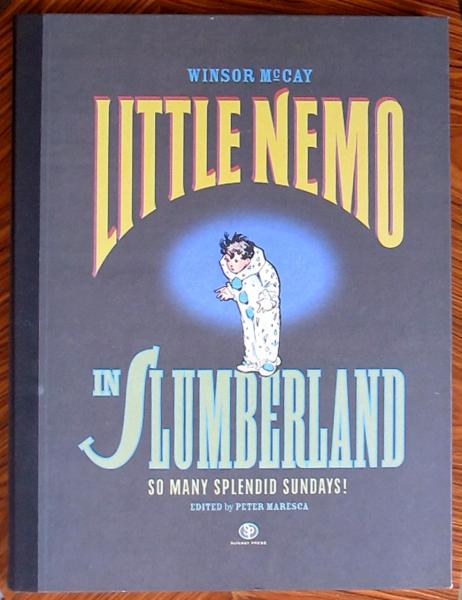 Little Nemo in Slumberland # 0 - So many splendid sundays