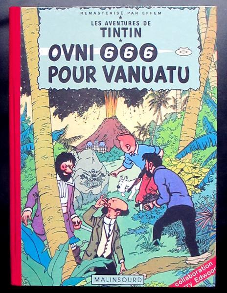 ovni 666 pour vanuatu