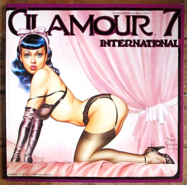 Glamour international # 7 - Glamour international : Dave Stevens
