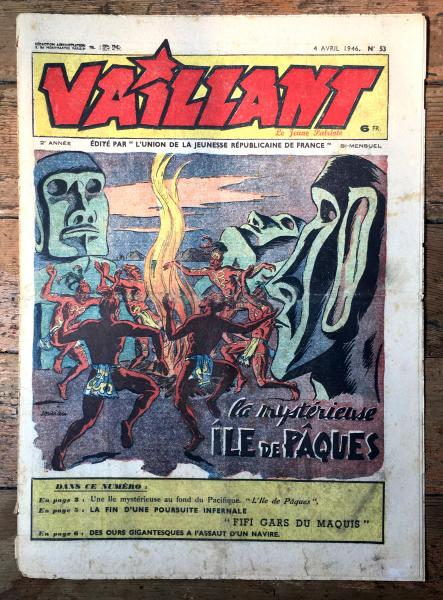 Vaillant journal # 53 -