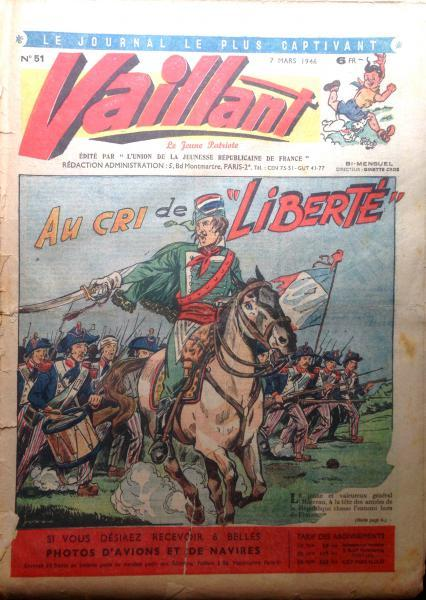 Vaillant journal # 51 -