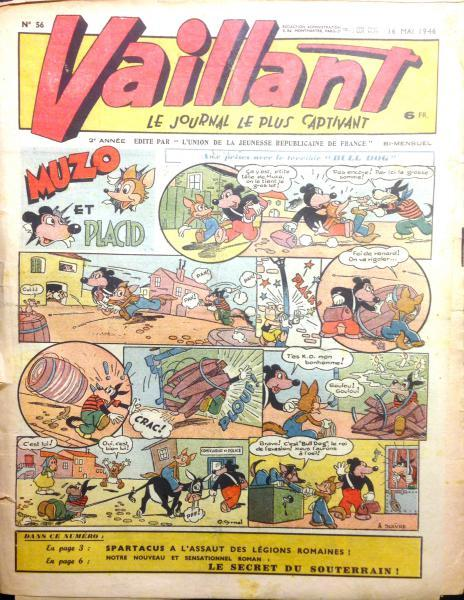Vaillant journal # 56 -