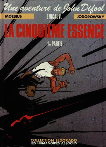 John Difool - l'Incal # 5 - 5e essence, la _ T1 : Galaxie qui songe
