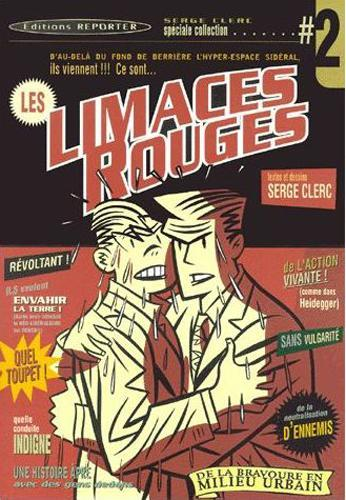 Phil perfect # 9 - Les Limaces rouges