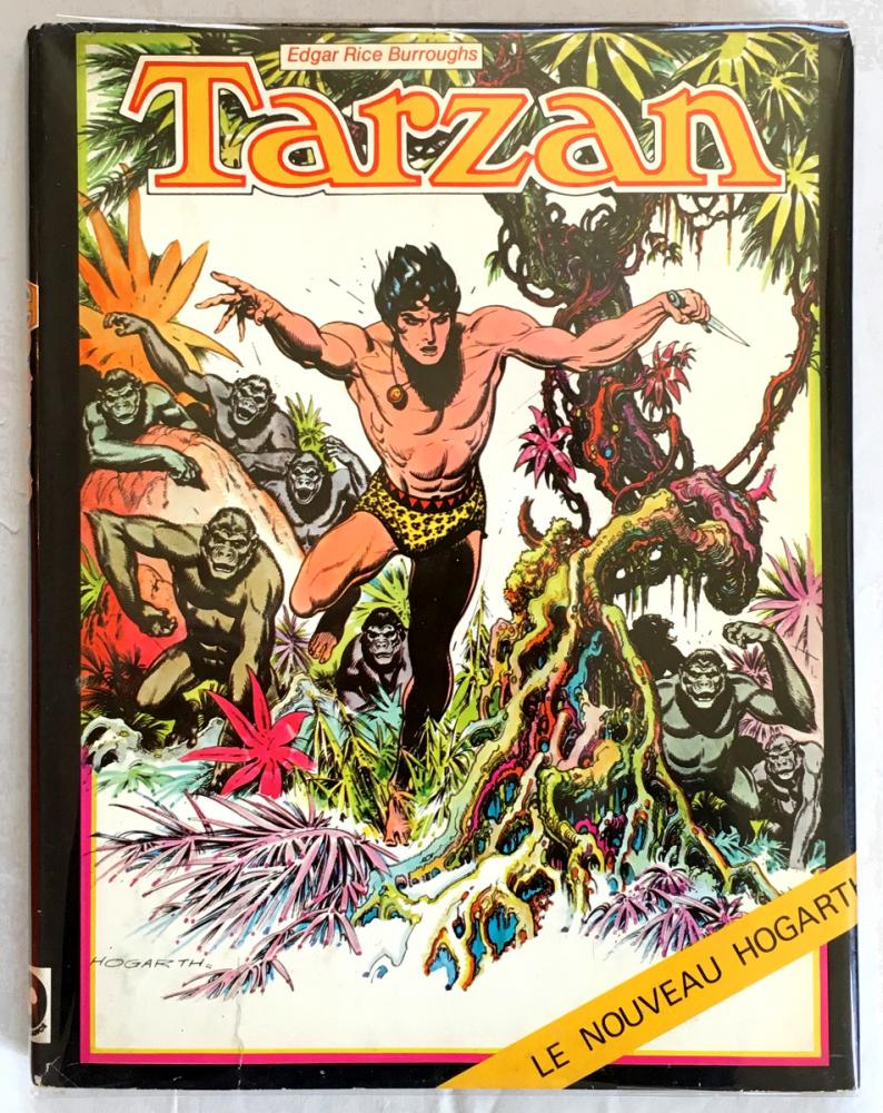 Tarzan (Williams) # 0 - Le Nouveau Hogarth