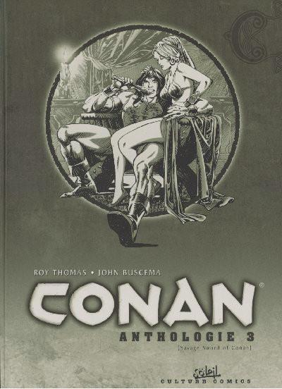 Conan (anthologie) # 3 - T.3 : Savage sword of Conan