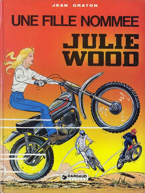 Julie Wood # 1 - Une fille nommée Julie Wood