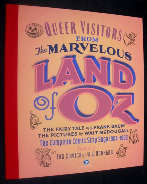 Land of Oz # 0 - Queer visitors from the marvelous land of Oz