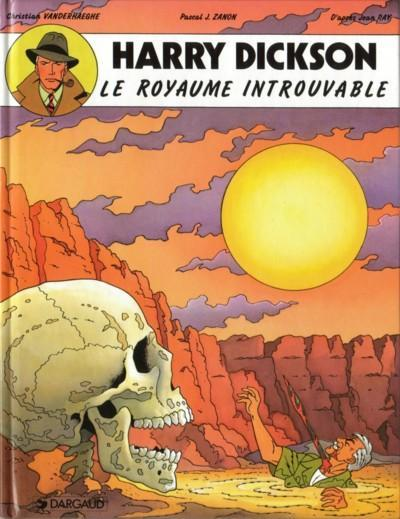 Harry Dickson # 4 - Le royaume introuvable