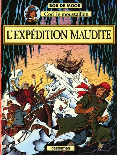 Cori le moussaillon # 5 - L'Expedition maudite