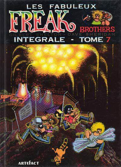 Les fabuleux freak brothers # 7 - Les fabuleux freak brothers tome 7