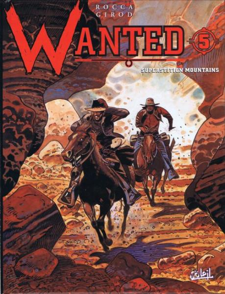 Wanted # 5 - Superstition Mountains