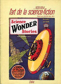 L'Art de la science-fiction 1926-1954