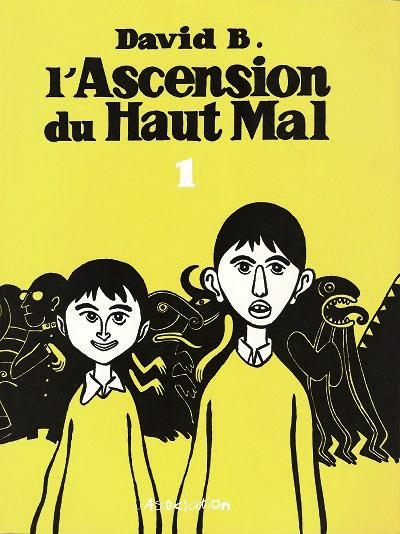 L'Ascension du Haut mal # 1 - L'Ascension du Haut mal 1