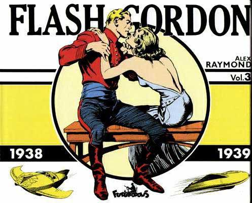 Flash Gordon  # 3 - Flash Gordon 1938 - 1939