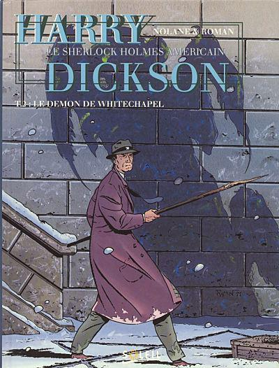Harry Dickson (Soleil) # 2 - Le Démon de Whitechapel