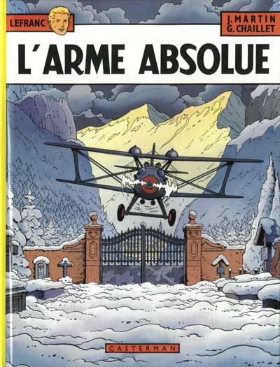 Lefranc # 8 - L'arme absolue