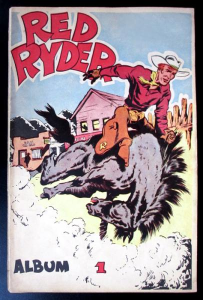 Red ryder # 1 - Red ryder album 1