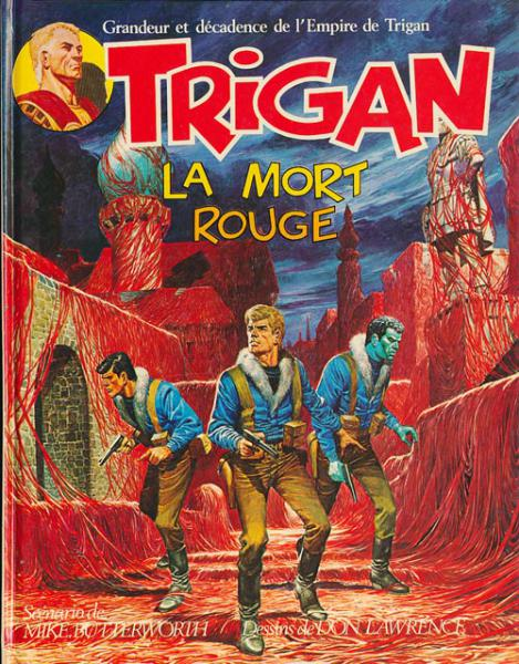 L'Empire de Trigan (Septimus) # 2 - La Mort rouge
